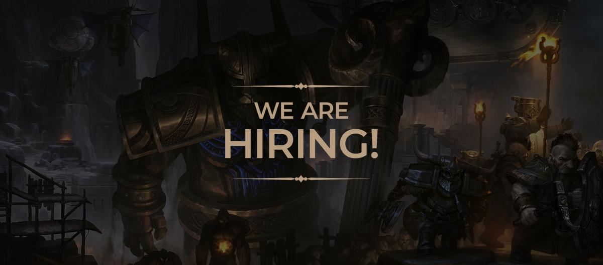 Header image Jobs
