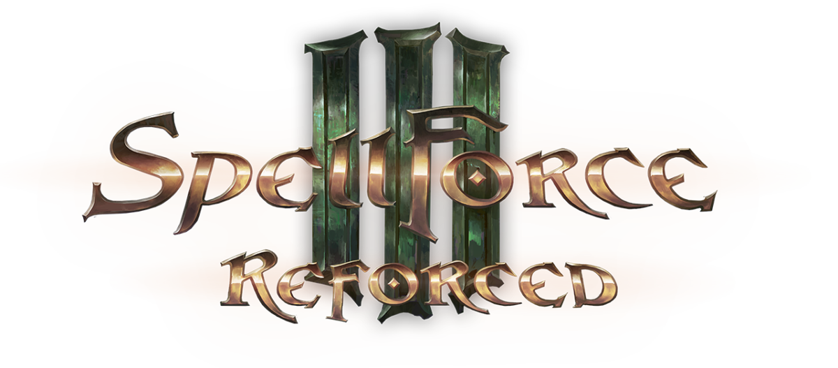 Logo: SpellForce 3: Reforced